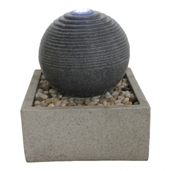 Garden Rolling Ball Water Fountains