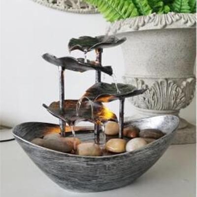 Plastic Lotus Water Fountain China