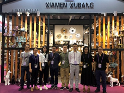Xiamen Xubang imp et Exp Co., Ltd photos d'exposition